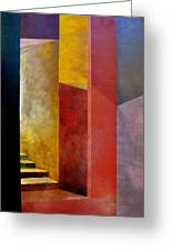Mystery Stairway Greeting Card
