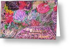 Mystic Bouquet  Greeting Card
