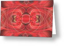 Mystic Love Greeting Card
