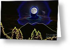 Mystic Moon Greeting Card