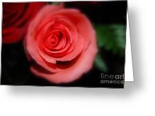 Mystic Pink Greeting Card