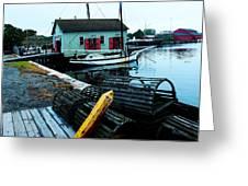 Mystic Seaport #2 Greeting Card