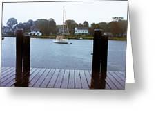 Mystic Seaport #3 Greeting Card