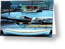 Mystic Seaport #5 Greeting Card