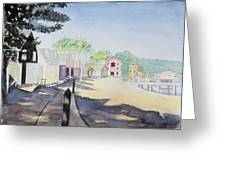 Mystic Seaport Greeting Card