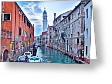 Mystic Venice Greeting Card
