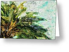 Mystical Palm Greeting Card