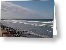 Nantasket Beach Greeting Card