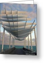 Napier Pier 2016 Greeting Card