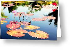 Naples Botanicals  Greeting Card