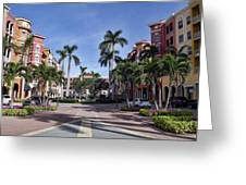 Naples, Florida I Greeting Card