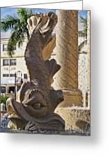 Naples Florida IIi Greeting Card