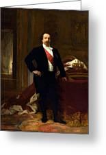 Napoleon IIi 1808 73 Greeting Card