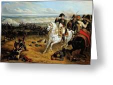 Napoleon In Wagram Greeting Card