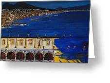 Napoli Greeting Card
