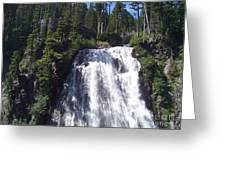 Narada Falls Greeting Card