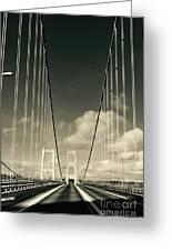 Narrow's Bridge Greeting Card