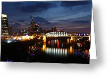 Nashville-2 Greeting Card