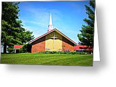 Nashville Baptist Church Greeting Card