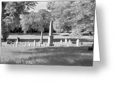 Nashville City Cemetery - 2 Greeting Card
