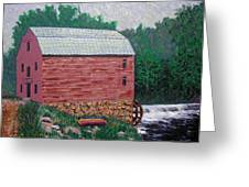 Nashville Gristmill Greeting Card