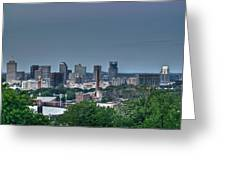 Nashville Skyline 2 Greeting Card