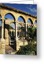 Nassau Cloisters Greeting Card