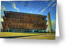 National Museum Of African American History And Culture Greeting Card
