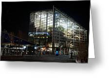 National Seaquarium In Lights Greeting Card