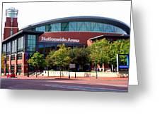 Nationwide Arena Greeting Card