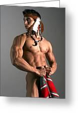 Native American I Greeting Card