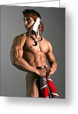 Native American I Greeting Card