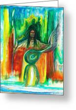 Native Awakenings Greeting Card