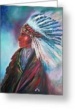 Native Blessings Greeting Card