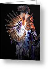 Native Spirit Greeting Card