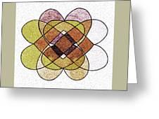Natural Forms Greeting Card