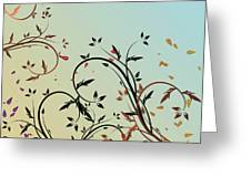 Nature Branches Greeting Card