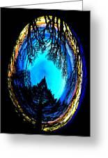 Nature Egg Greeting Card