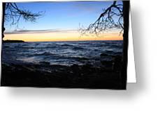 Nature Frame Greeting Card
