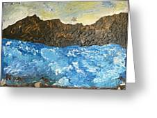 Nature On The Sea Greeting Card