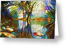 Nature Reflections 2 Greeting Card