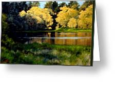 Nature Walk Greeting Card