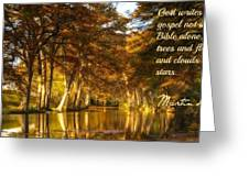 Nature501 Greeting Card