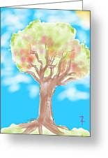 Naturely Greeting Card