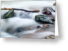 Natures Balance - White Water Rapids Greeting Card
