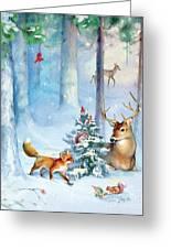 Nature's Season Greeting Card