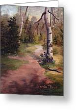 Natures' Trail Greeting Card