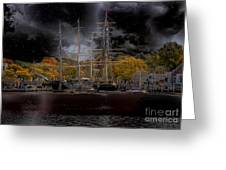 Nautical-7-a Greeting Card