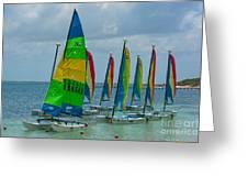 Nautical Travel Greeting Card