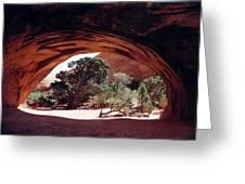 Navajo Arch Greeting Card